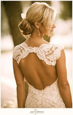 gorgeous back.