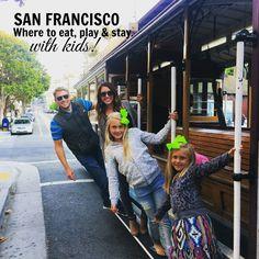 Crafty Texas Girls: Visit San Francisco (with Kids)