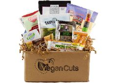 Vegan Cuts - Snack Box