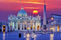 St. Peter's Basilica (Rome - Italy)