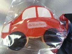 State Farm Cookies