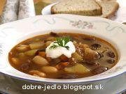 Dobré jedlo: Terchovská fazuľová polievka - recepty na dobré jedlo