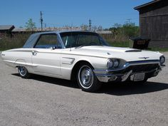 Vintage Motor Cars :: 1965 Ford Thunderbird Landau Yes Please!!!