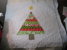 Christmas quilt...