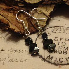 Nights dream semi precious earrings £6.00 plus p&p
