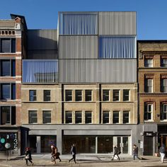 office extension london architecture - Google Search