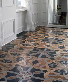 Parchettificio Toscano San Miniato Opus Lignea: il top del su misura per un pavimento in legno unico