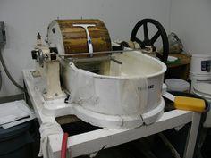 LCCM Paper Studio & Equipment | Lost Coast Culture Machine | 5lb Noble & Wood Hollander Beater