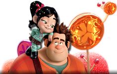 Wreck-It Ralph | Official Disney UK Website.