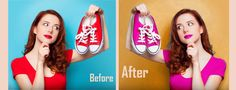 How to select and change color using color range tool Photoshop, Photo Retouching, Color Correction, Color Change, The Selection, Tutorials, Colors, Color Grading, Wizards