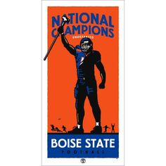 1990s national championship poster - Google Search