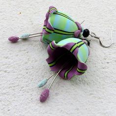 variation of my bells earrings II | Flickr - Photo Sharing!