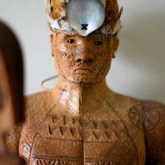 Waka Taua: Maori War Canoe   Etsy Maori Art, Canoe, New Zealand, Hand Carved, Carving, War, Statue, Unique, Etsy