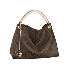 #LV #LVbags Louis Vuitton Artsy GM Brown Totes M40259