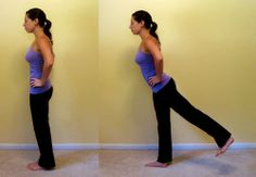 Booty and the Beach: 17 Glute Exercises For Toning Your Backside! They look like they will work!