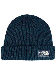 857fc7e2a8a The North Face Unisex Salty Dog Beanie Comic Blue Hat One Size at Amazon  Women s Clothing store