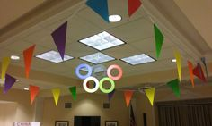 Kids Camp, Camping With Kids, Vbs 2016, Olympic Committee, Classroom Themes, Ministry, Decorations, Reading, Rings