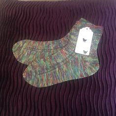 Fleabub yarn. Thank Friday I'm in Love. One of my favourites.