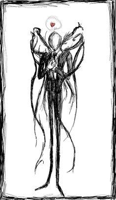 Slender Man Love by missyumibelli.deviantart.com