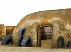 Abandoned Star Wars Film Set Photography 6