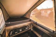 The hottest trend in the car-camping and overland world right now is the lightweight pop-top truck camper. It combines a truck topper shell and a rooftop tent. These go-anywhere truck campers are ready for adventure! Pop Top Camper, Camper Tops, Pop Up Truck Campers, Slide In Camper, Pickup Camper, Offroad Camper, Truck Bed Camping, Truck Tent, Camping Stuff