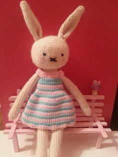 Amugurumi rabbit