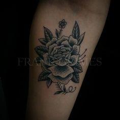 Frank Grimes - Tattoo artist, Gastown Vancouver