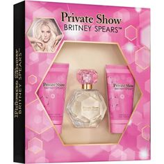 Britney Spears for Women Private Show Fragrance Gift Set, 3 pc