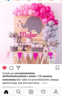 To level mae 2019 # . - Baby Showers - To level mae 2019 # . Baby Shower Decorations For Boys, Boy Baby Shower Themes, Baby Shower Cards, Baby Shower Centerpieces, Baby Boy Shower, Baby Shower Invitations, Baby Shower Gifts, Elephant Decorations, Shower Favors