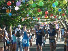 Tria de La Paz conocido como la Fiesta de triathlón más grande de América del Sur.