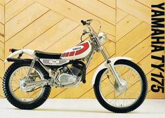 Yamaha TY175                                                                                                                                                                                 More