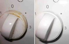 Ручки плиты подвергаются загрязнению, пожалуй, в первую очередь. И не всегда можно легко их снять, чтобы помыть, а у некоторых моделей газовых и электрических плит они и вовсе не снимаются!    И содержание плиты в чистоте уже становится наcтоящей проблемой. Если ручки покрыты жиром и грязью, то