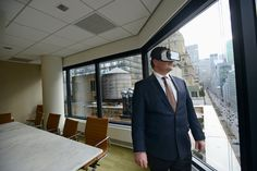 A New Dimension in Home Buying: Virtual Reality - The New York Times
