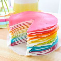 27 Sweets & Treats for Your Rainbow Unicorn Party   Mom Spark - A Trendy Blog for Moms - Mom Blogger