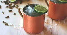 7 Drinks with 3 Ingredients or Less via @PureWow