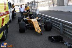 Jolyon Palmer, Renault, Formule 1 Grand Prix van Rusland 2017, Formule 1