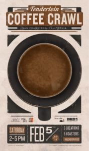 Coffee Event Poster