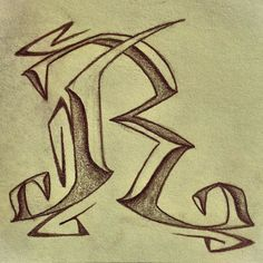 #r #lettering #type #typography #pencil #character #letter #sketch #capital #initial #draw #drawing #art #artist #illustration