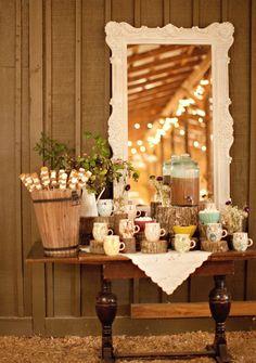 寒い季節のpartyはあったかいココアをふるまって可愛くおしゃれに♡にて紹介している画像