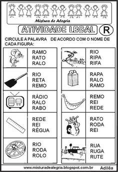 sequencia-alfabetica-atividade-legal-alfabetizacao-R-imprimir-colorir.JPG…