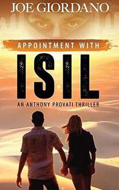 International thriller with Italian-American protagonist.