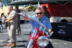 Thank you to all the men, women and their families that support and defend this great country. It was an honor to meet you all and show you some of our bikes. Orange County Choppers will continue to say THANK YOU to our Armed Forces by offering discounts at the OCC Café, in our retail store and at our service center. It was an awesome event and we were pleased to be a part of it!