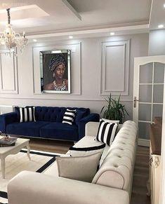 Bu Trabzon Evinde Her Alanın Kendine Has Bir Havası Var! Home Room Design, Home Interior Design, Living Room Designs, Home Living Room, Living Room Decor, House Windows, Easy Home Decor, House Rooms, New Homes