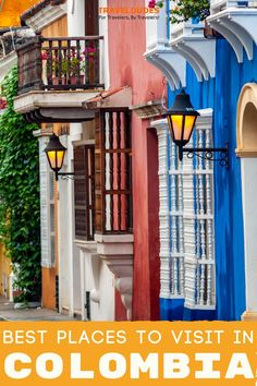 There are so many incredible places to visit in Colombia! If you're going to be visiting anytime soon, here's where you should go. | TravelDudes #Travel #Colombia | Colombia Travel | Colombia Travel Guide | Cartagena Travel | Cali Travel Top All Inclusive Resorts, Colombia Travel, Tourist Trap, Top Place, Explore Travel, Beaches In The World, South America Travel, Latin America, Adventure Awaits