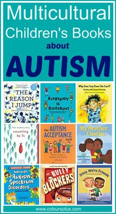 Multicultural Children's Books about Autism, Ages 4 to 18 Reggio, Teaching Reading, Learning, Teaching Rules, Reading Club, Reading Lists, Tips & Tricks, Children With Autism, School