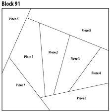 Resultado de imagen para crazy quilt block patterns