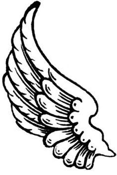 103 Mejores Imágenes De Tatuajes De Alas Y Angeles Angel Wings
