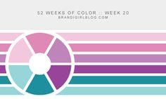 52 Weeks of Color :: Week 20 | brandigirlblog.com @brandigirlblog #brandigirlblog #color_palette