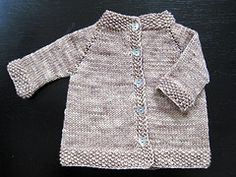 """This sweater was inspired by, but substantially altered from, a pattern by Maggie Righetti. The K1, YO, K1 raglan increase is from Barbara Walker's """"Knitting From the Top Down"""""""