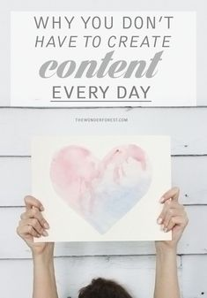 What if I told you that 50% of your blogging time shouldn't be focused on creating content? I think that a lot of the time we bloggers get so wrapped up in creating something new and something that our readers will love that we forget a major key to success: sharing, and re-sharing.  Think